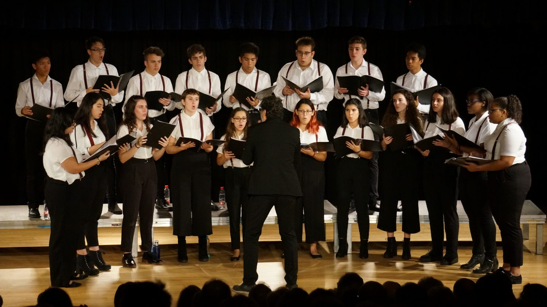 Diversity Youth Choir, ganadora del Certamen de Corales de Villa Rosa