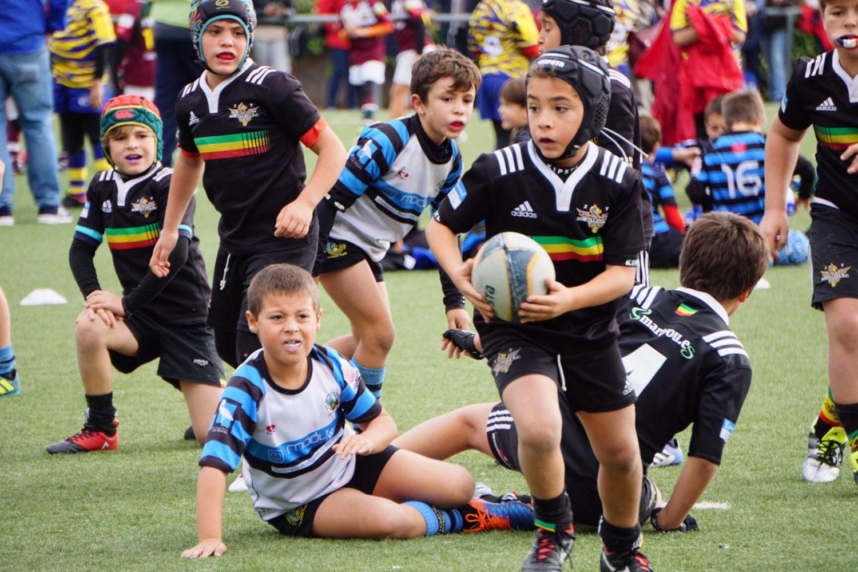 Un torneo solidario de rugby para reivindicar los derechos del niño y de la niña