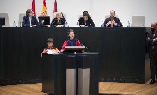 Primer Pleno de Infancia y Adolescencia en el distrito
