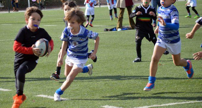 El día de la infancia del rugby