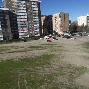 Adjudicadas las obras de la nueva zona verde de Villa Rosa