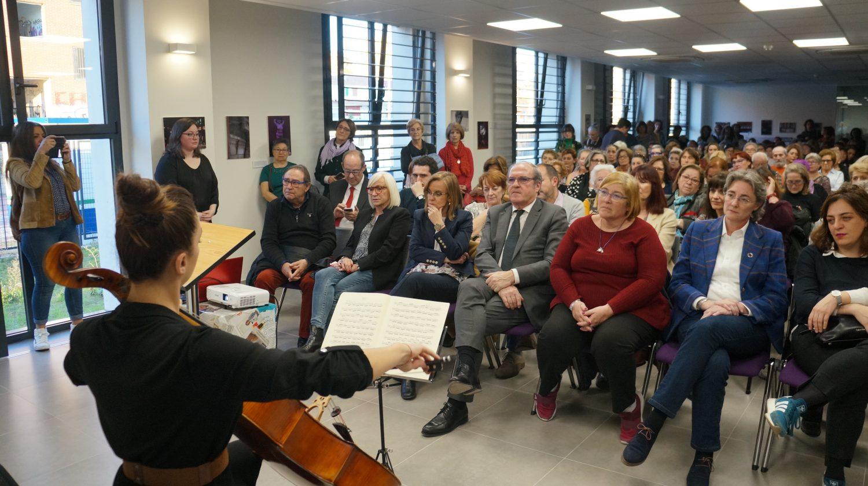 Se inaugura oficialmente el Espacio de Igualdad Carme Chacón