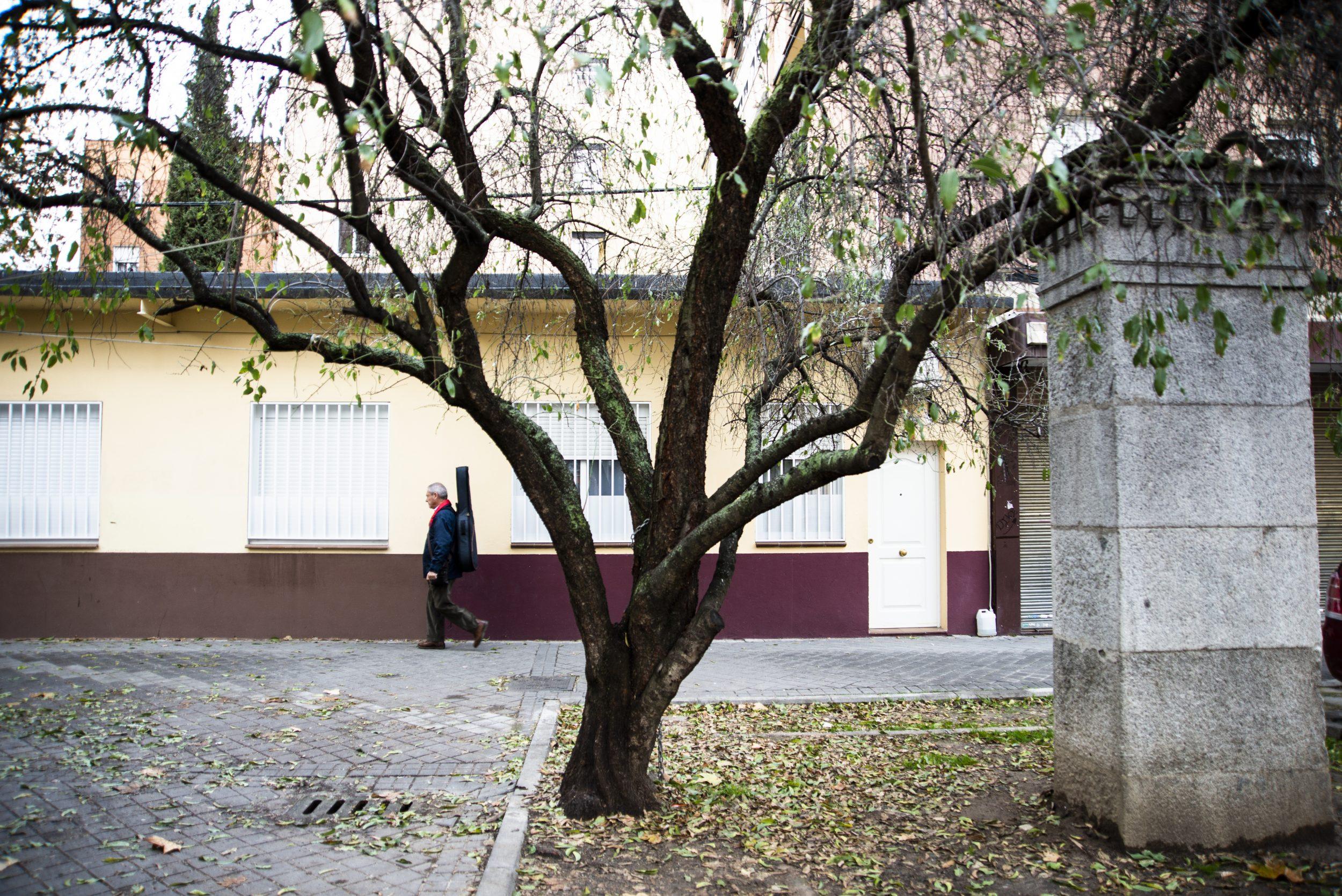 ¿Qué sucede en el barrio de San Miguel?