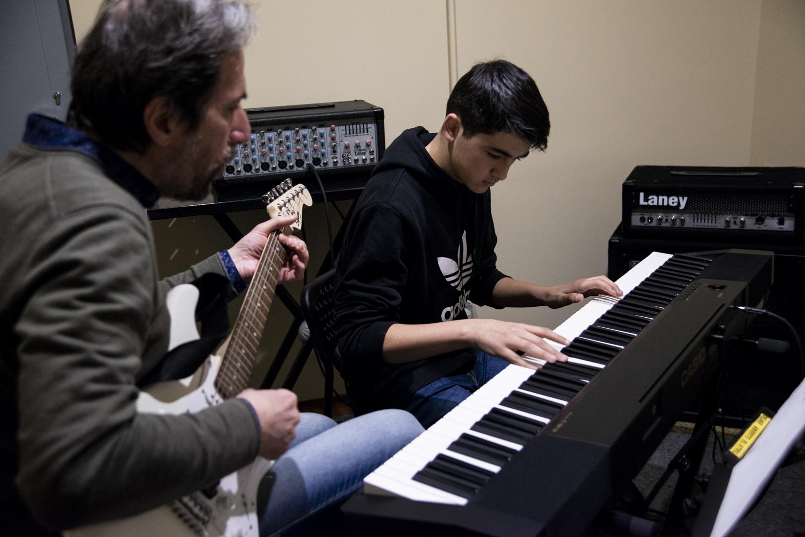 Lizard, un método innovador de aprendizaje musical