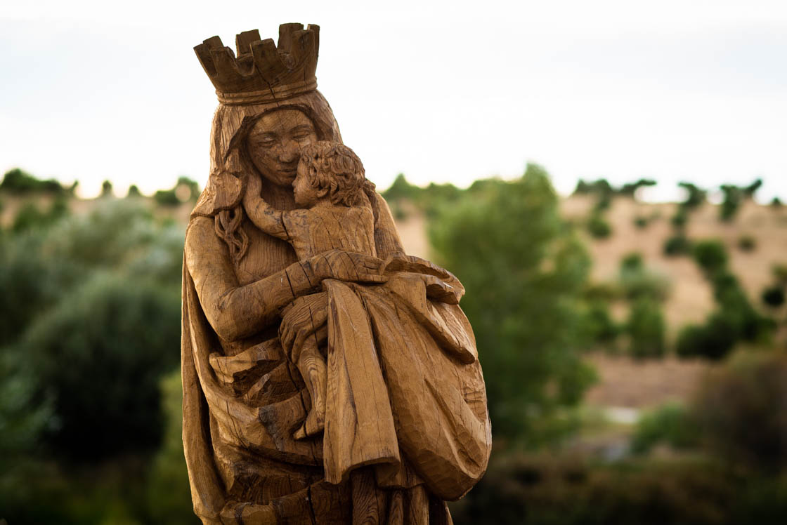 La Virgen de Valdebebas divide a Ahora Madrid