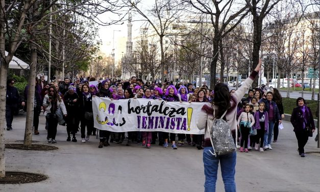 8M Hortaleza, hacia la revuelta feminista
