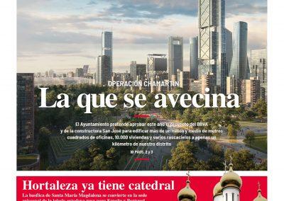 Hortaleza Periódico Vecinal, nº 45