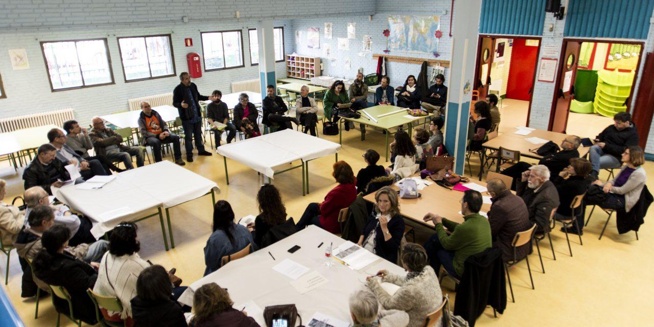 Cambiar Hortaleza, activismo vecinal para mejorar el barrio