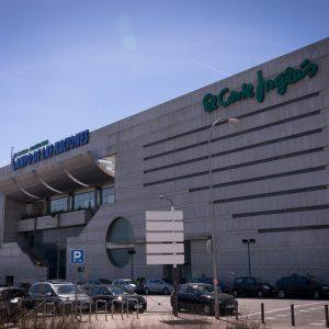 El Corte Inglés deberá demoler parcialmente el centro comercial de Campo de las Naciones