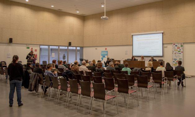 Pinchazo del plenario del Foro Local de Hortaleza