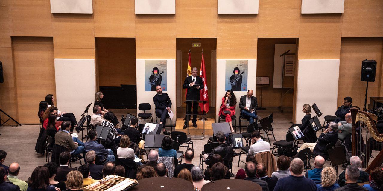 La ORCAM anuncia un nuevo ciclo de conciertos en su sede de Hortaleza