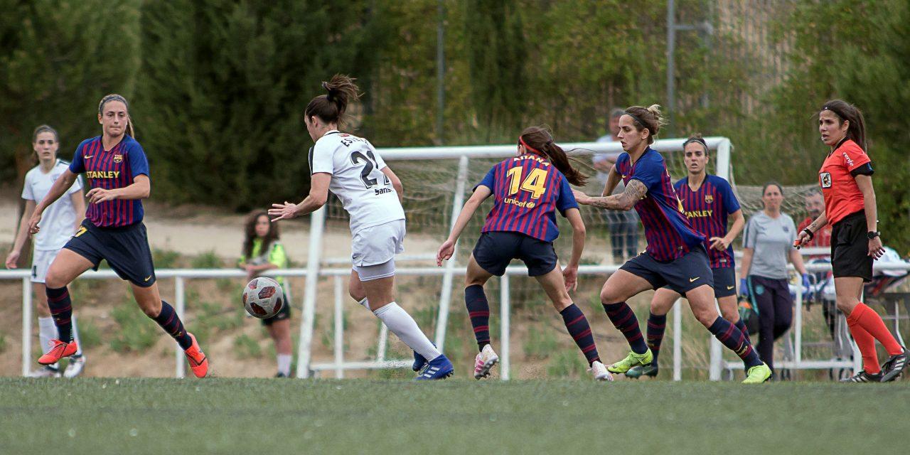 Fútbol de primera en Hortaleza