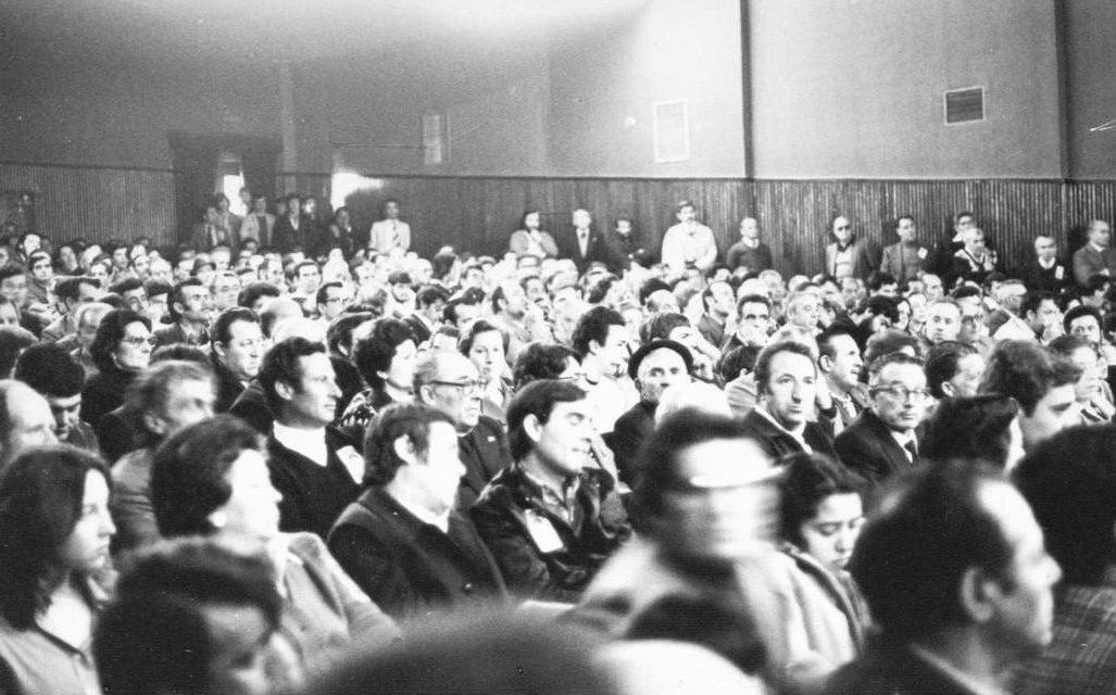 ¿Qué votaba Hortaleza hace 40 años?