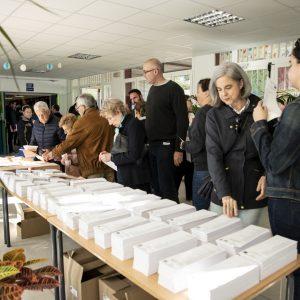 ¿Dónde se vota (otra vez) en Hortaleza?