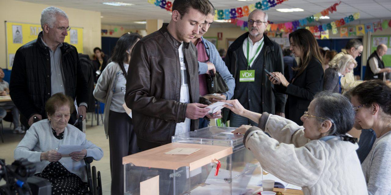 Ciudadanos vence por primera vez en Hortaleza con el PSOE a pocos votos y el PP se desploma