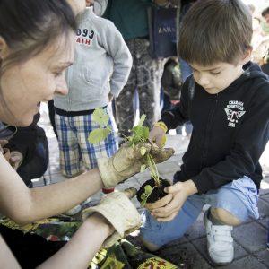 Hortaleza prepara la Huelga Mundial por el Clima