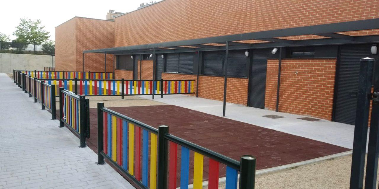 Por fin se inaugura la escuela infantil de Valdebebas
