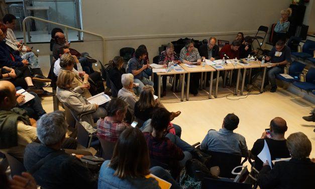 Cambiar Hortaleza recopila más de 220 demandas vecinales