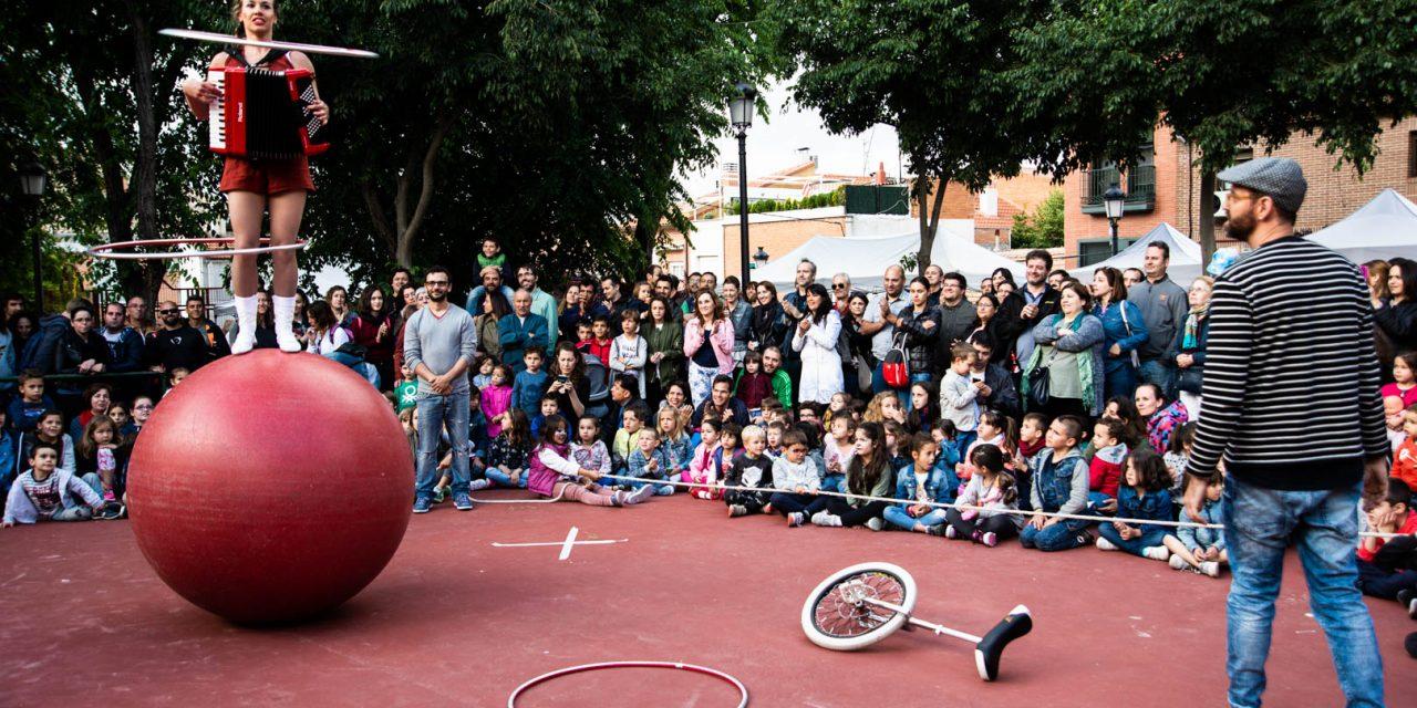 Diez años de arte en la calle de Hortaleza