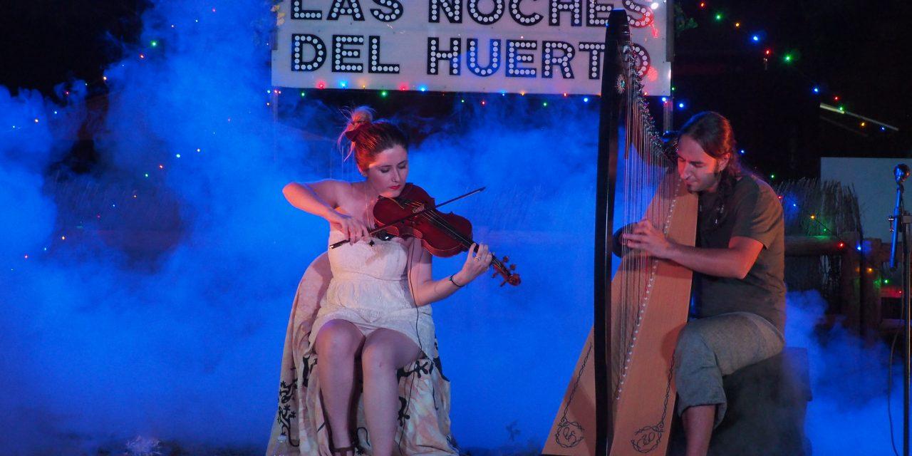 Las Noches del Huerto, espacio de transformación sociocultural de Manoteras