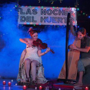 """""""Arpa y panceta"""", vuelven Las Noches del Huerto"""