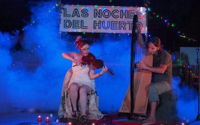 «Arpa y panceta», vuelven Las Noches del Huerto