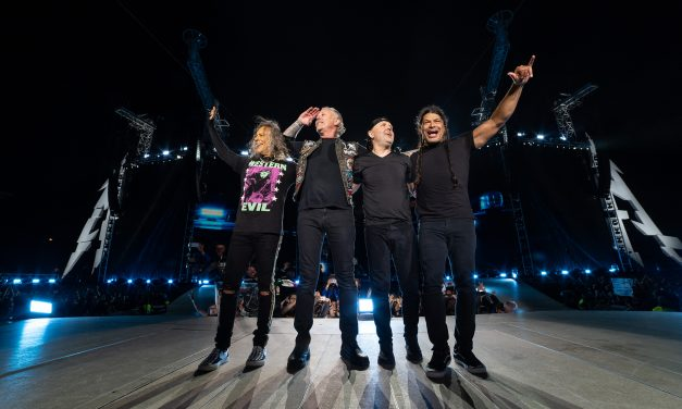 Hortaleza se prepara para el gran concierto de Metallica