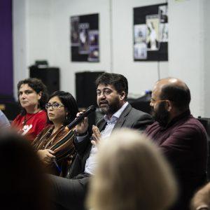 """""""Hortaleza es exponente de la existencia de desigualdad"""""""