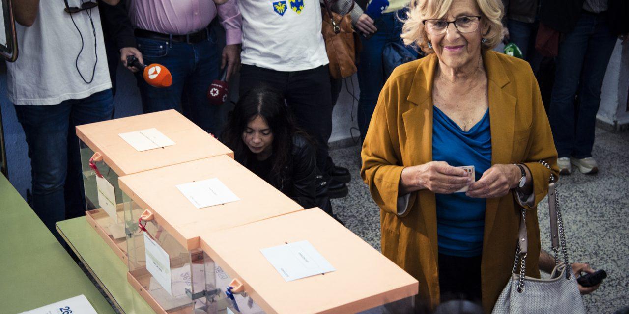 Más Madrid gana las municipales en Hortaleza