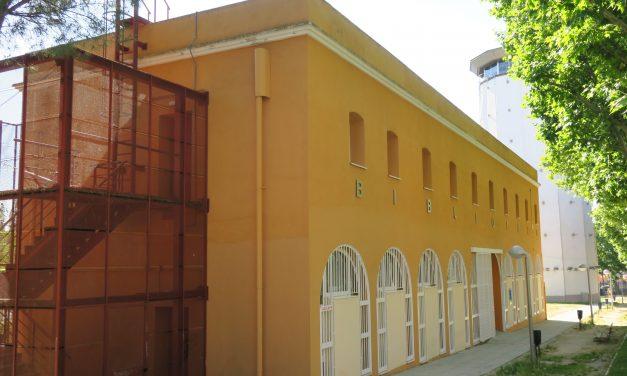 La biblioteca Huerta de la Salud cierra por obras