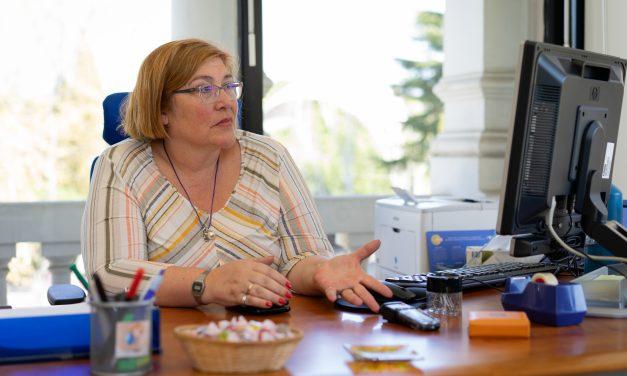 Yolanda Rodríguez vuelve a ser funcionaria
