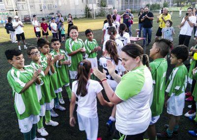 Torneo de fútbol 7 organizado por el C.D. Spartac de Manoteras. DAVID FERNANDEZ