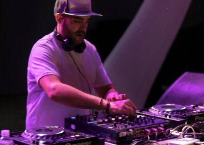 DJ José M. Duro, Máxima FM. DAVIZ MARTINEZ