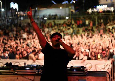 DJ Arturo Grao, Máxima FM. DAVIZ MARTINEZ