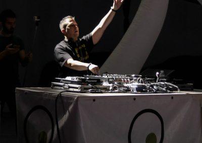 DJ Abel Ramos, Máxima FM. DAVIZ MARTINEZ