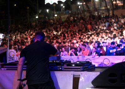 DJ Ramses López, Máxima FM. DAVIZ MARTINEZ