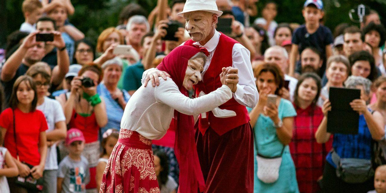 El festival Teatralia hace parada en Hortaleza