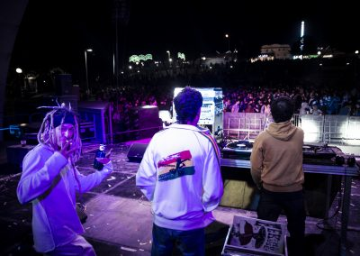Manotas Dub Sound System. SANDRA BLANCO