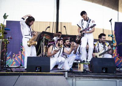 Cristosaurio, finalistas del Certamen Roberto Mira, volverán a subirse al escenario el próximo domingo a las 23:00. SANDRA BLANCO