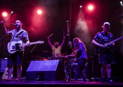 Lunáticos, ganadores del Certamen Roberto Mira, volverán a actuar el próximo sábado a las 21:30. SANDRA BLANCO