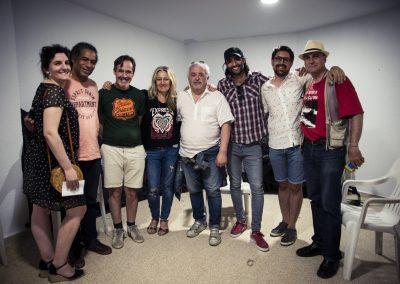 Jurado del Certamen Roberto Mira 2019. SANDRA BLANCO