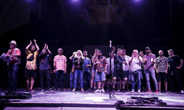 Lunáticos y Cristosaurio, bandas ganadora y finalista del concurso Roberto Mira