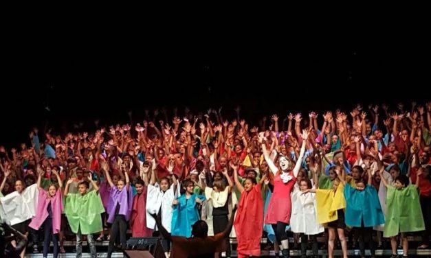 """Arranca el proyecto Ubuntu en Hortaleza: """"Ven a cantar con una orquesta"""""""