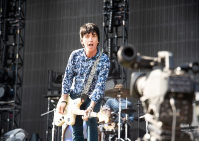 Johnny Marr, Mad Cool 2019. JAVIER PORTILLO