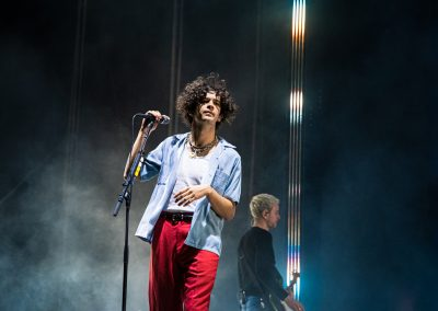 The 1975, Mad Cool 2019. JAVIER PORTILLO