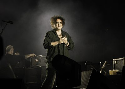 The Cure, Mad Cool 2019. JAVIER PORTILLO