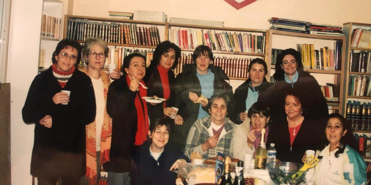 Homenaje a Maribel Carrillo, histórica del movimiento vecinal