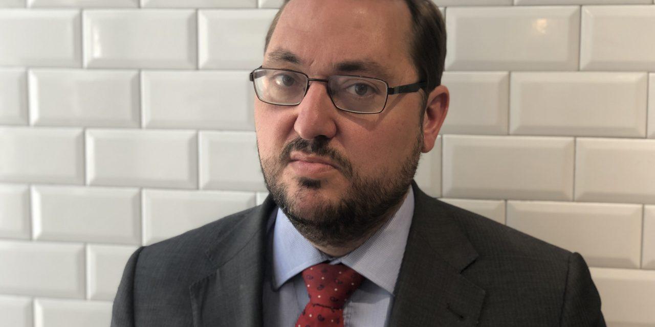 El nuevo presidente de la Junta de Hortaleza será concejal a tiempo parcial