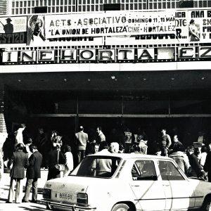 Hortaleza quiere recuperar el cine de barrio