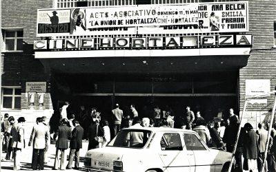 Hortaleza decide recuperar el cine de barrio